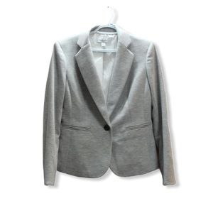 NWOT Nine West button Gray Blazer